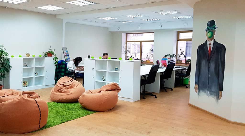 Business Lab коворкинг Новосибирск