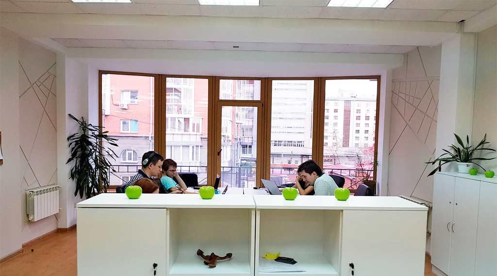 Коворкинг Business Lab Новосибирск аренда офиса