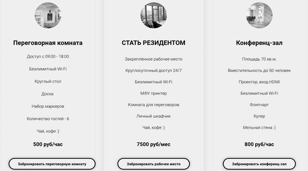 Коворкинг Business Lab Новосибирск