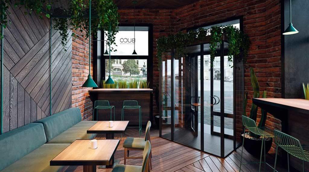 Бесплатный коворкинг в кафе кофейне или ресторане