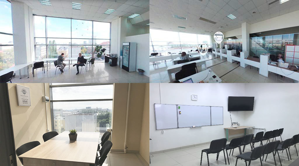 Light Office коворкинг Уфа