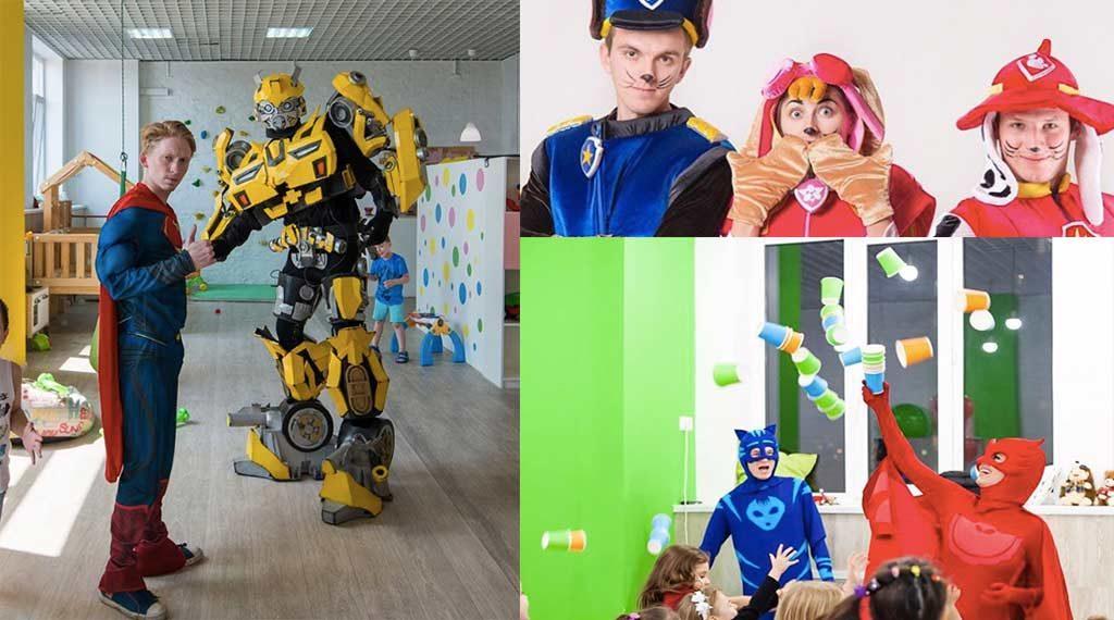 Коворкинг для мам и детей Ростов аренда детского дня рождения