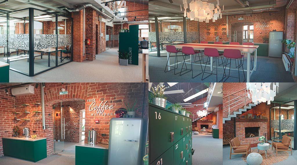 аренда рабочего места офиса в санкт-петербурге бенуа пэйдж