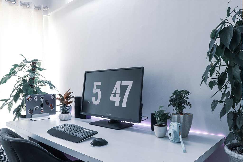 работать дома или в офисе