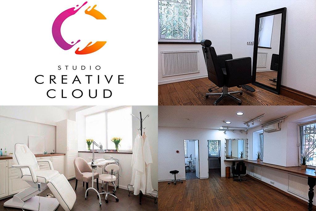 Studio Creative Cloud бьюти коворкинг в москве аренда рабочего места